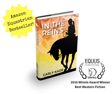 Carly Kade, Author of 'In The Reins' Wins EQUUS Film Festival Award