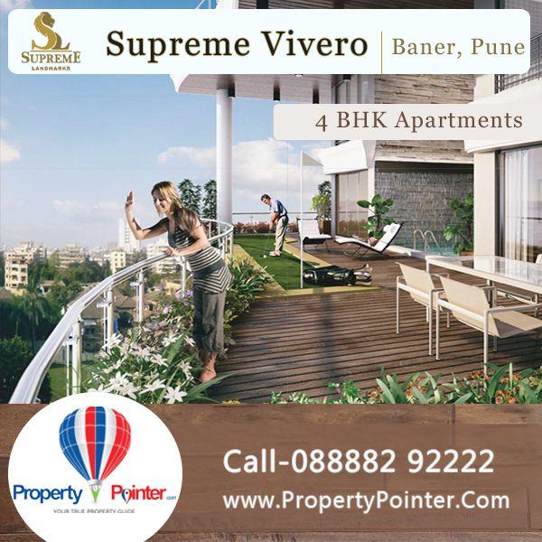 Supreme Vivero Baner Pune