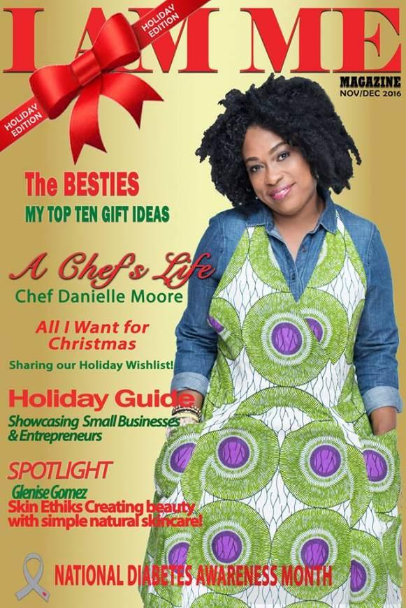 I AM ME Digital Magazine Nov/Dec Holiday Edition