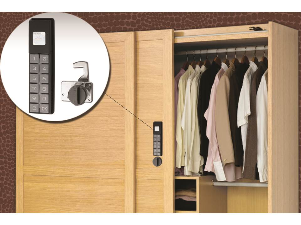 Digital Wardrobe Locks From Ozone Ozone Overseas Pvt