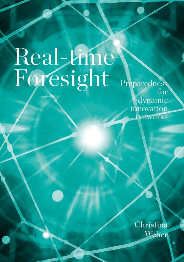 Christina Weber 'Real-time Foresight' ISBN 978-3-00-055001-0 (c) SCE