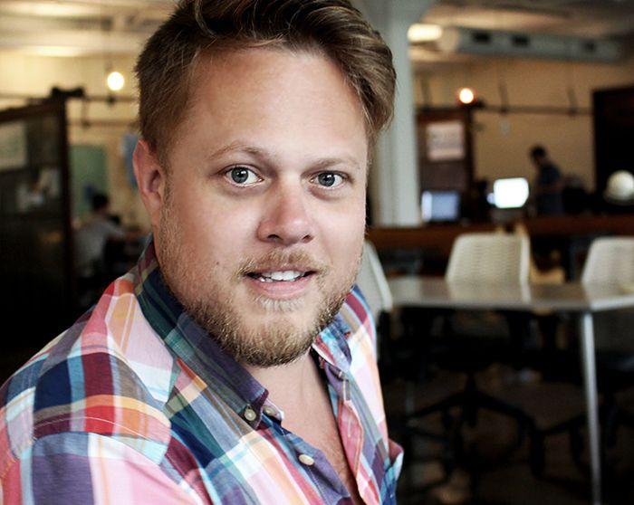 Director of Creative Services, Chris Bordeaux