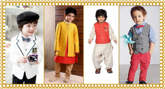 Boys Wedding Outfits Collection
