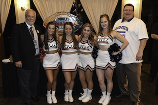 Jim Dunn, FAU Dance Team, Doug Mosley