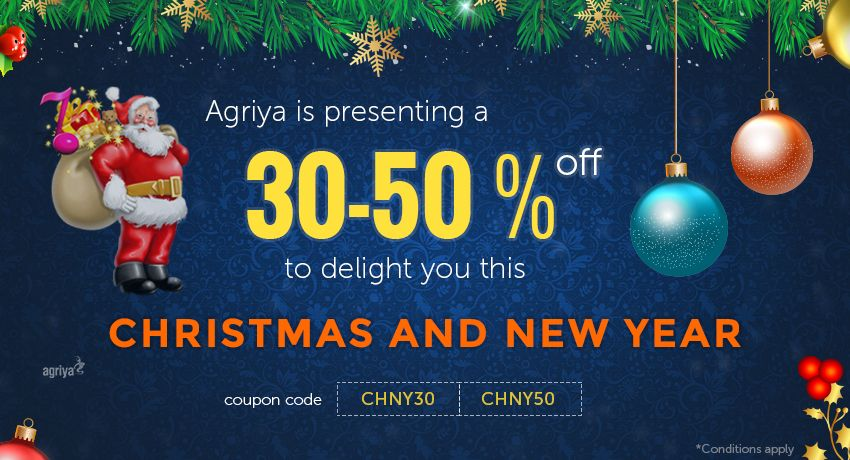 Agriya offer