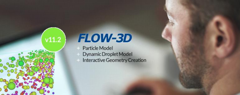 FLOW-3D v11.2 released!