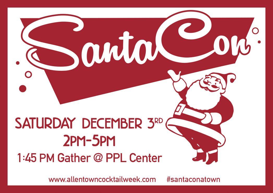 SantaCon Allentown 2016