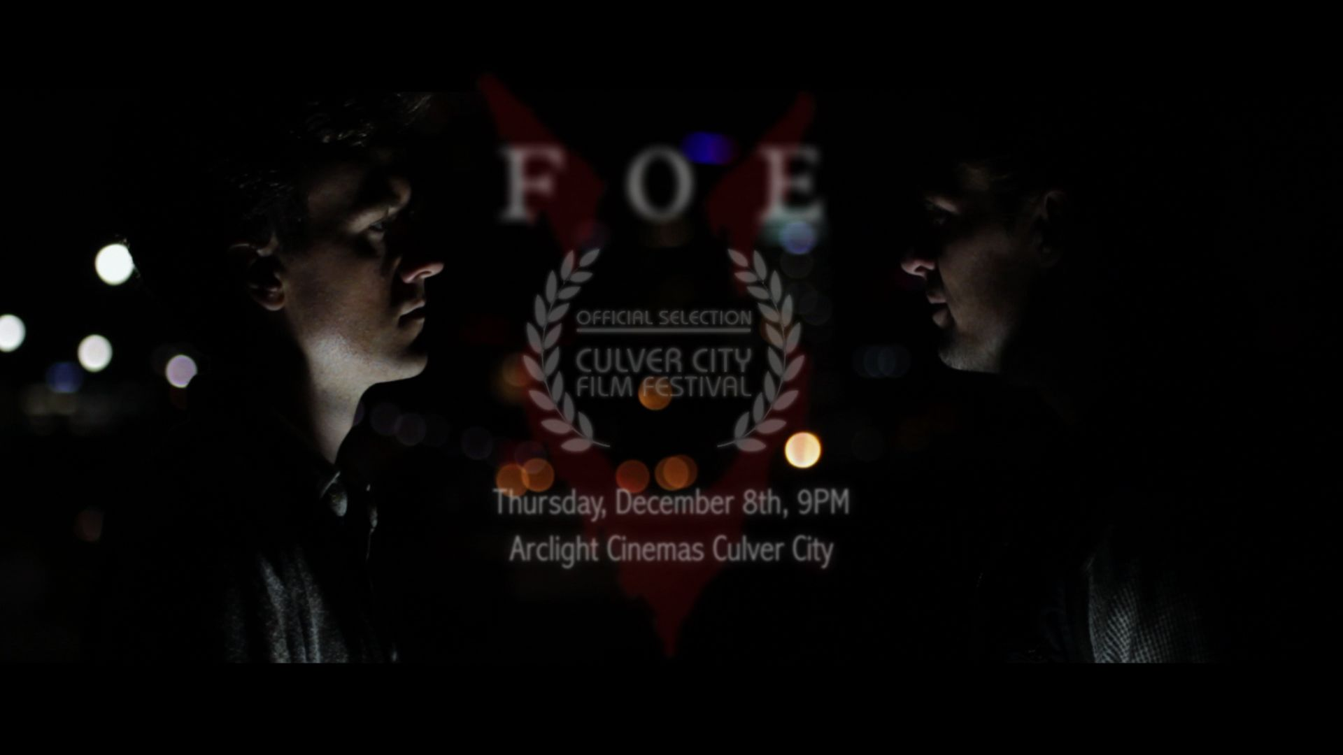 FOE screening flyer