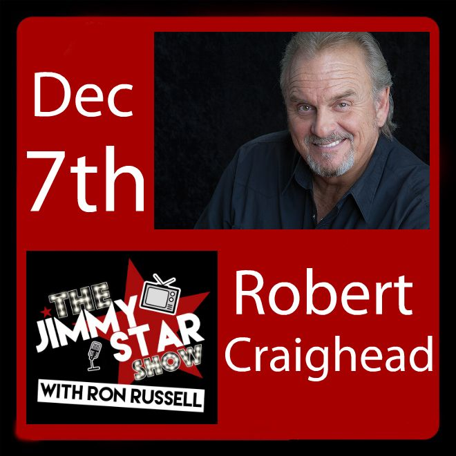 Robert Craighead on The Jimmy Star Show With Ron Russell