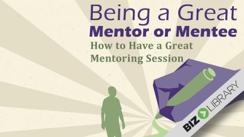 Mentor Training micro video lesson
