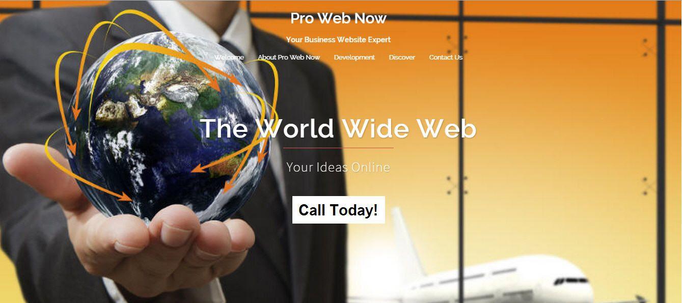 ProWebNow Banner