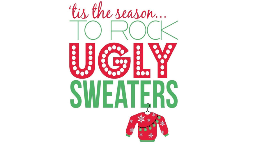 photo two ugly sweater