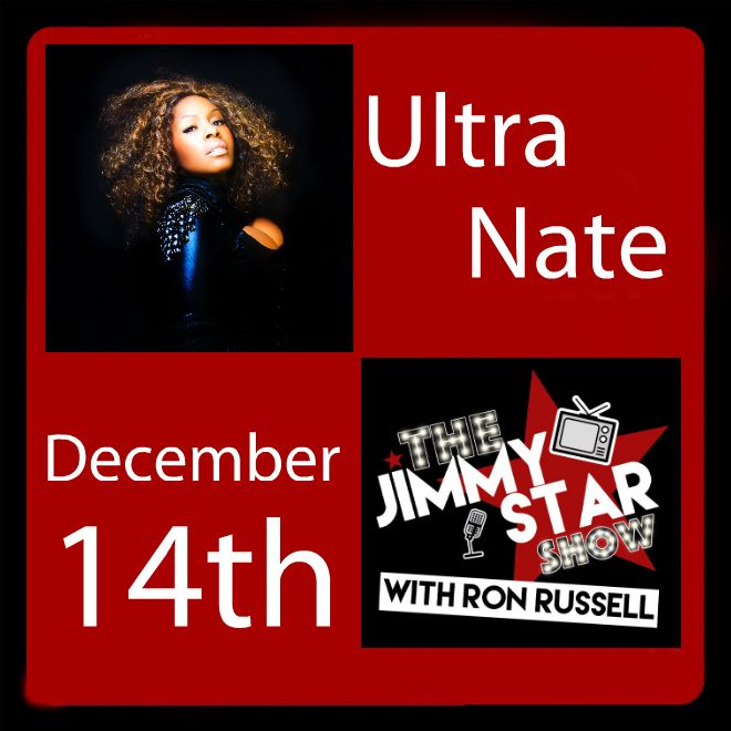 Ultra Nate on The Jimmy Star Show with Ron Russell
