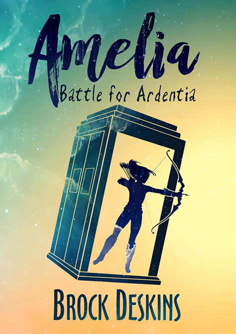 Amelia, Battle for Ardentia