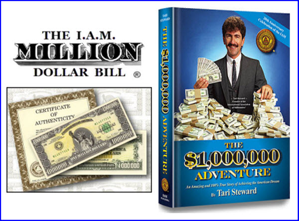 The Financial Art Collectible and the $1,000,000 Adventure Book