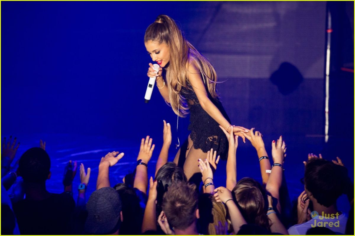 Fuse Live Events presents Ariana Grande. Source: iheartradio