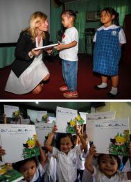 A Philippine Foundation chosen as a recipient