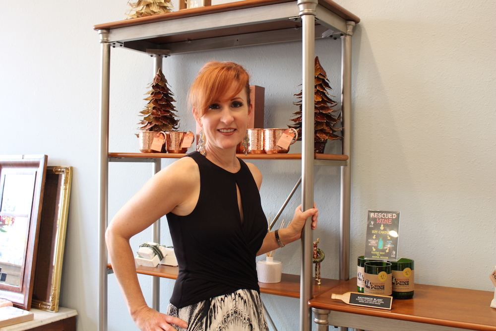 Sara Fishbein has opened Sara's at European Village in Palm Coast.