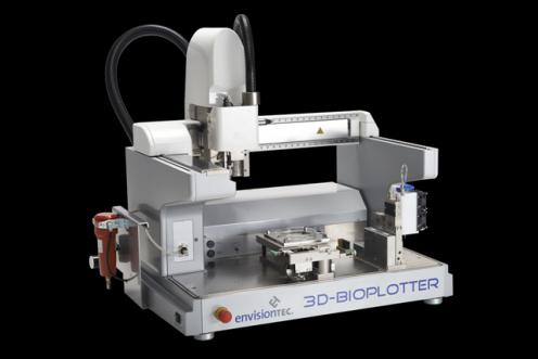 The EnvisionTEC 3D-Bioplotter System