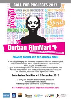 Durban FilmMart 2017-Edition 8