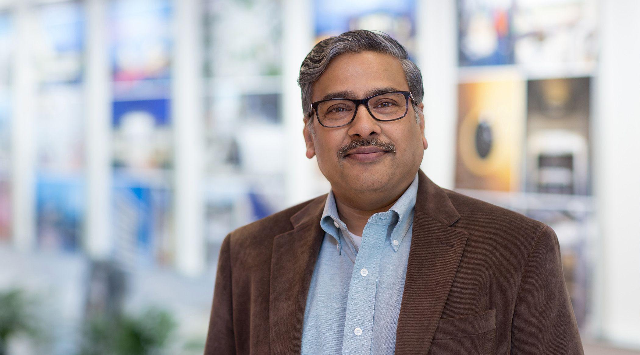 Pravin Mathur, GISP