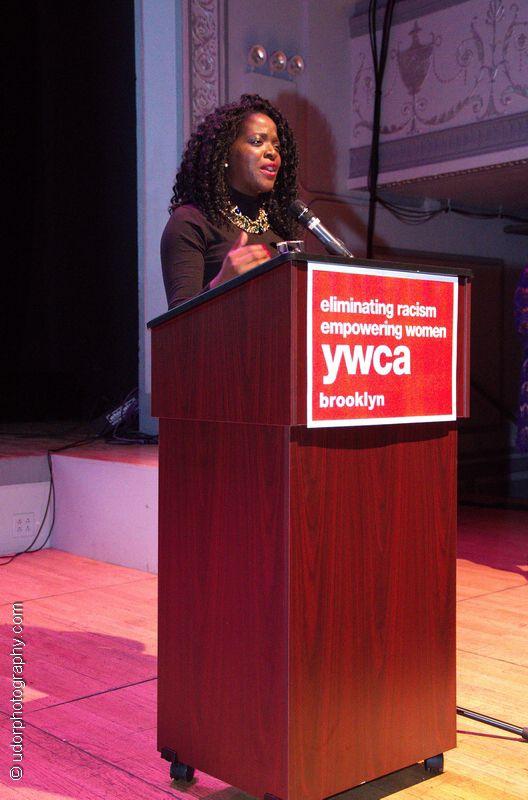 Ogo Ekweozor-Holley at YWCA Brooklyn 2016 Awards