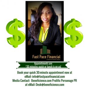 Ameca Cooley -FastPaceFinancialInc.com Executive B