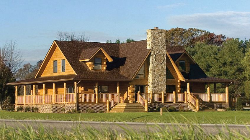 The Log Home Builders Choice Sweepstakes There 39 S Only 22