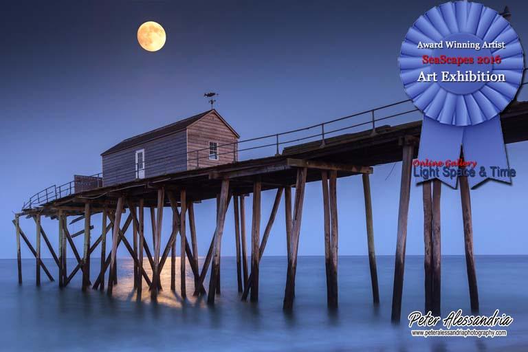 """""""Belmar Moon"""" by P. Alessandria"""
