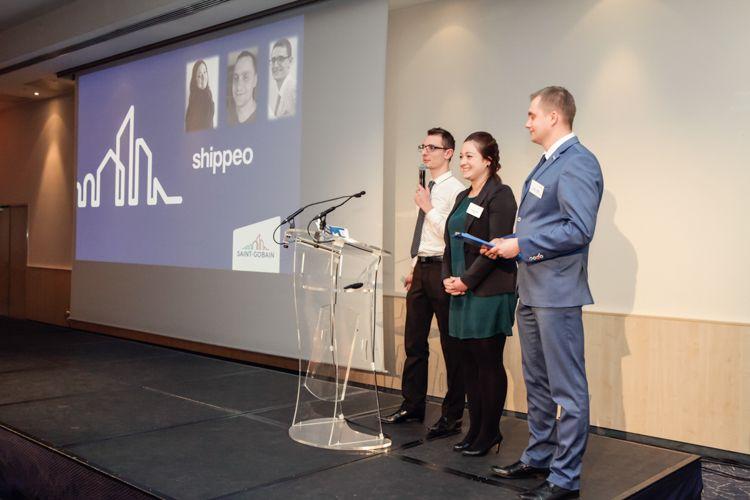 Shippeo aux 4eme Awards fournisseurs