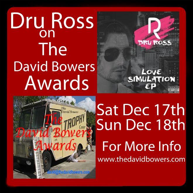 Dru Ross on The David Bowers Awards