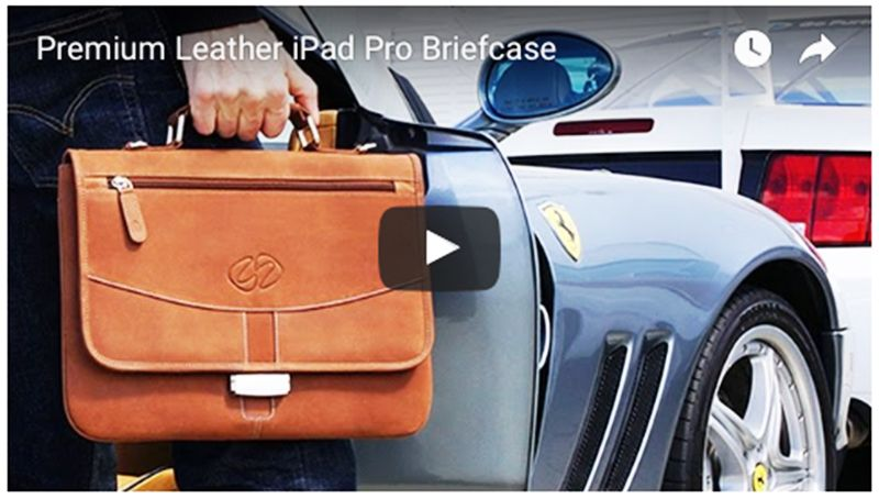 New Leather MacBook Pro Cases Videos by MacCase