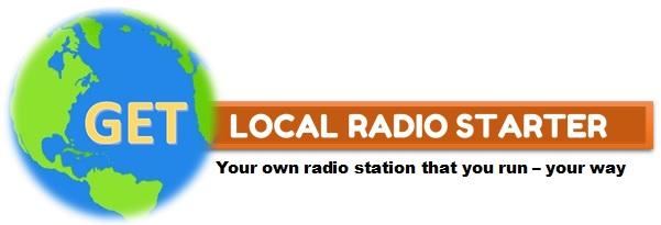 GET Local Radio Starter