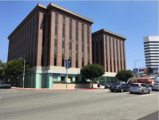 107k SF Office Building in West Los Angeles