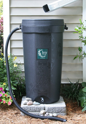 Rain Barrels And Compost Bins Available Through County