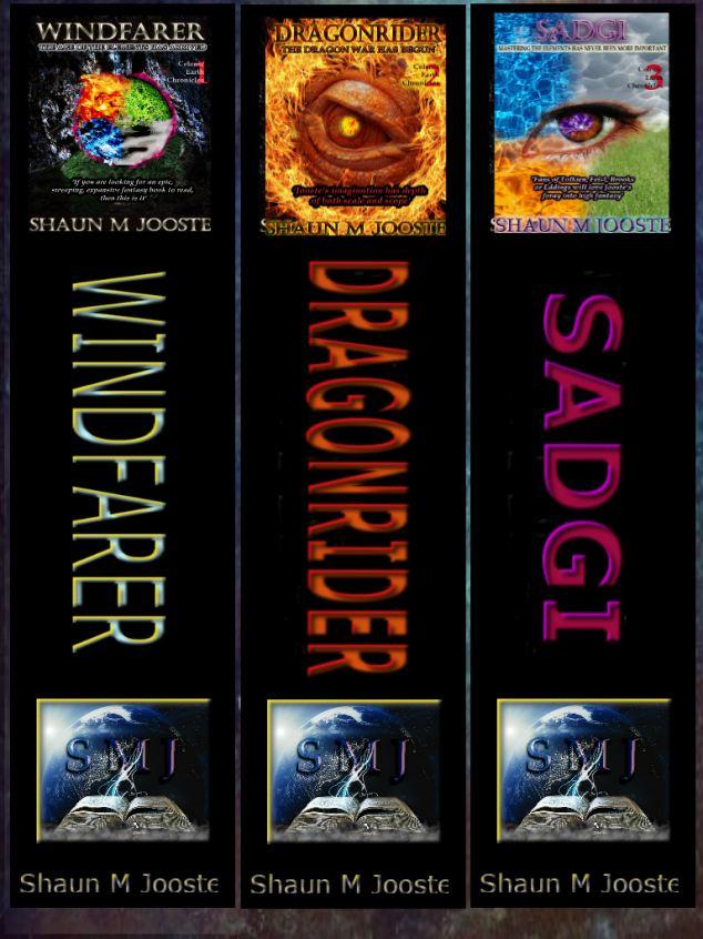 Celenic Earth Trilogy