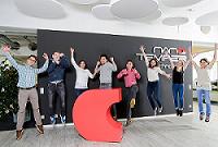 Students at NanoTemper Technologies