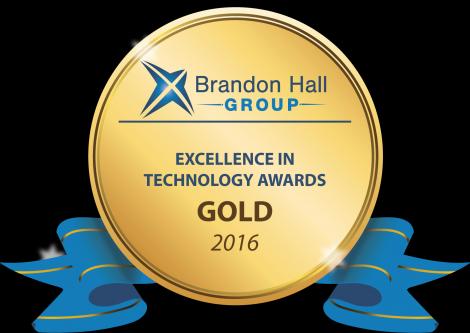 Brandon Hall Group Excellence Awards