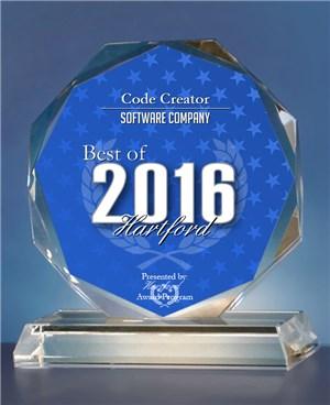 Code Creator 2016 Award