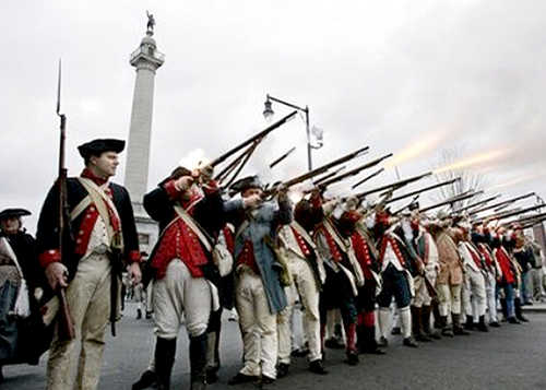 Patriots Week Reenactments - Dec. 26-31, 2016 - Visit patriotsweek.com