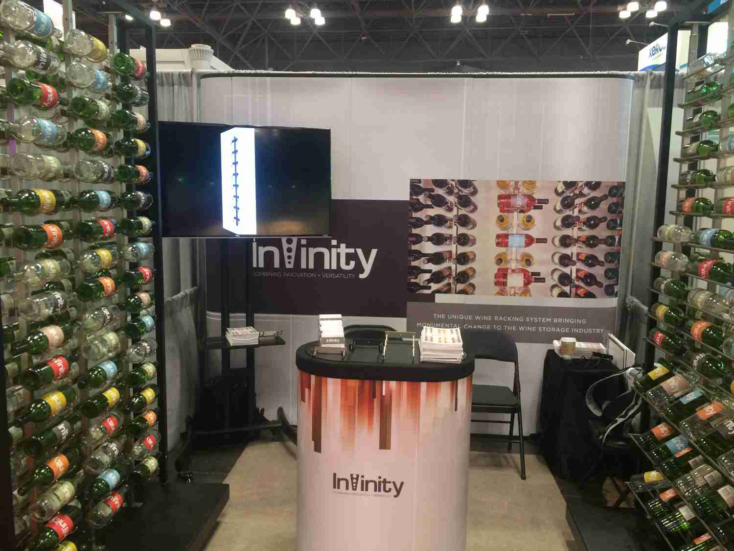 InVinity stand at HX 2016