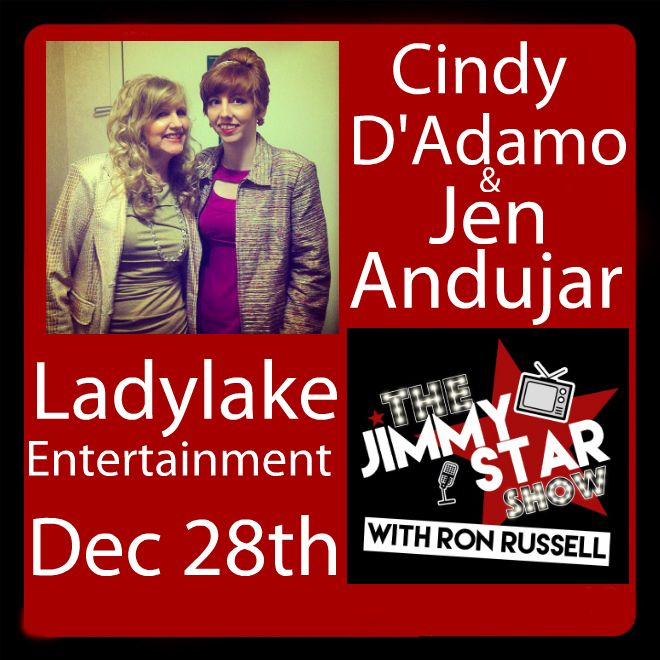 Ladylake Entertainment To Guest On The Jimmy Star Show With Ron Russell