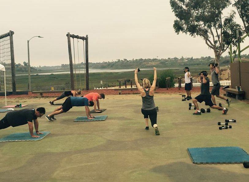 Performance Training at Newport-Mesa Y