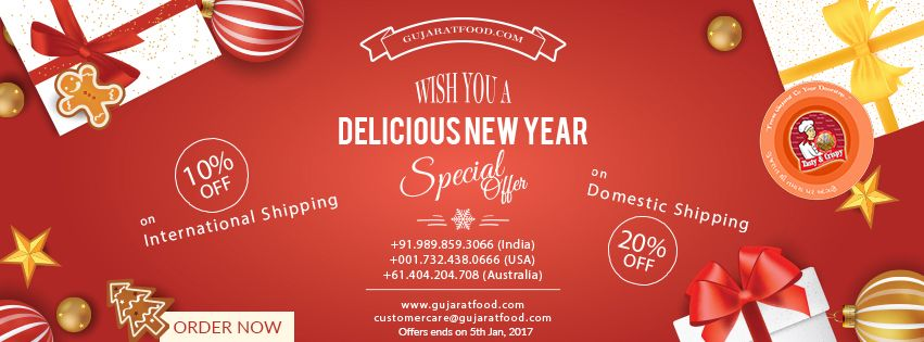 Special New Year Discounts