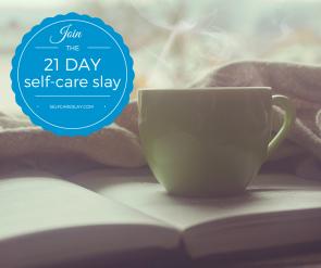 21 Day Self-Care Slay
