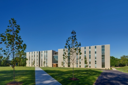 EF International Academy's New 250-Bed Student Residence