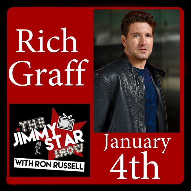 Rich Graff On The Jimmy Star Show With Ron Russell