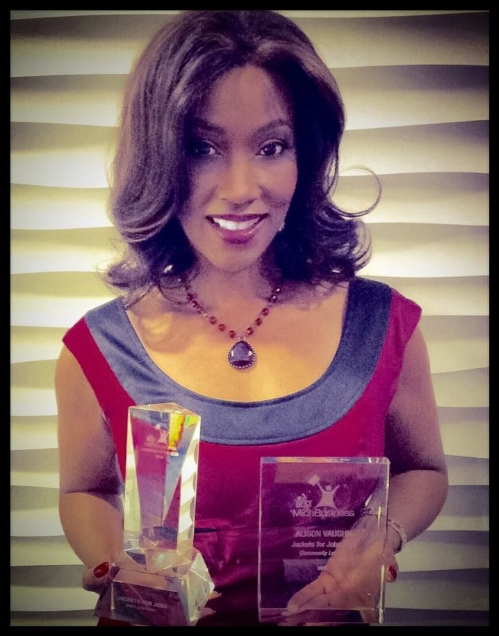 Alison Vaughn wins two 2016 Michbusiness Awards