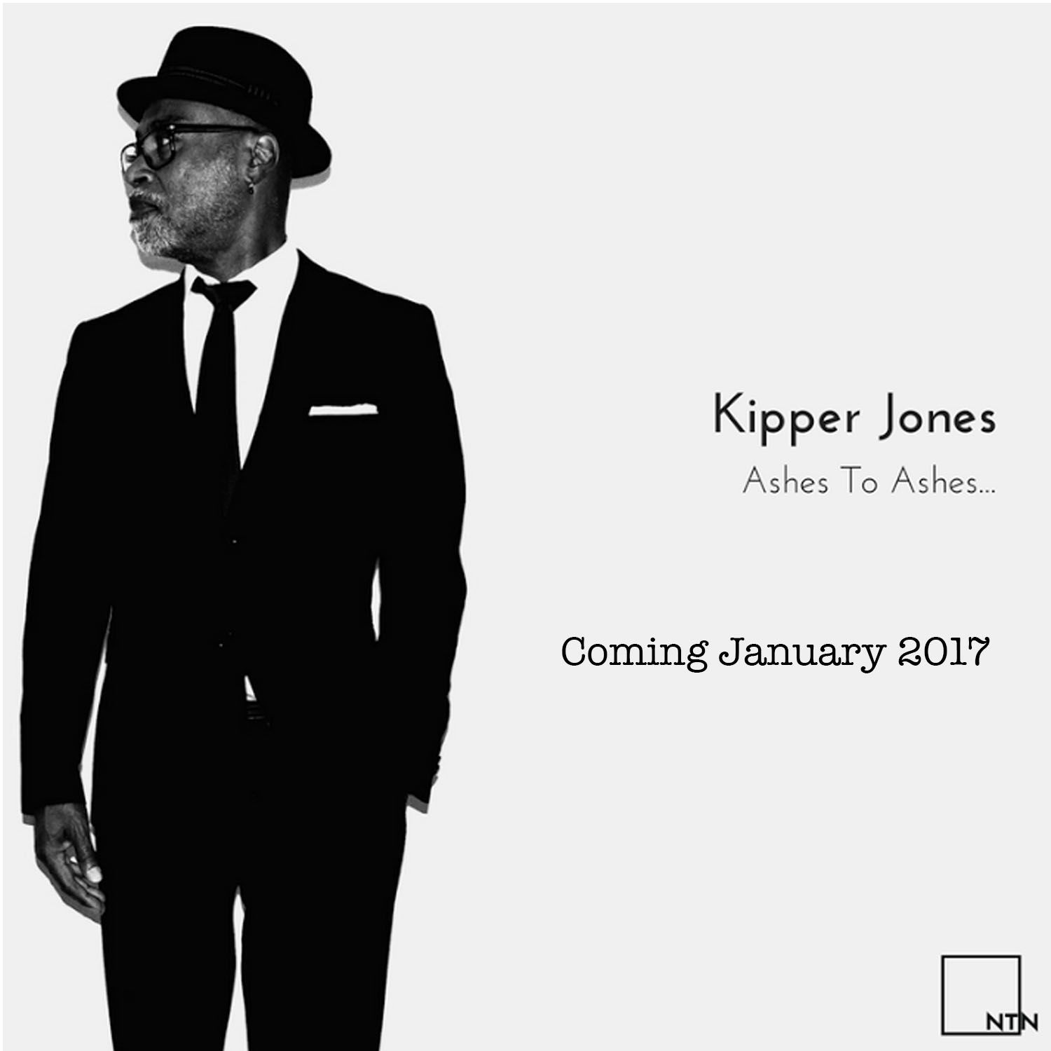 Kipper Jones Ashes To Ashes Cover