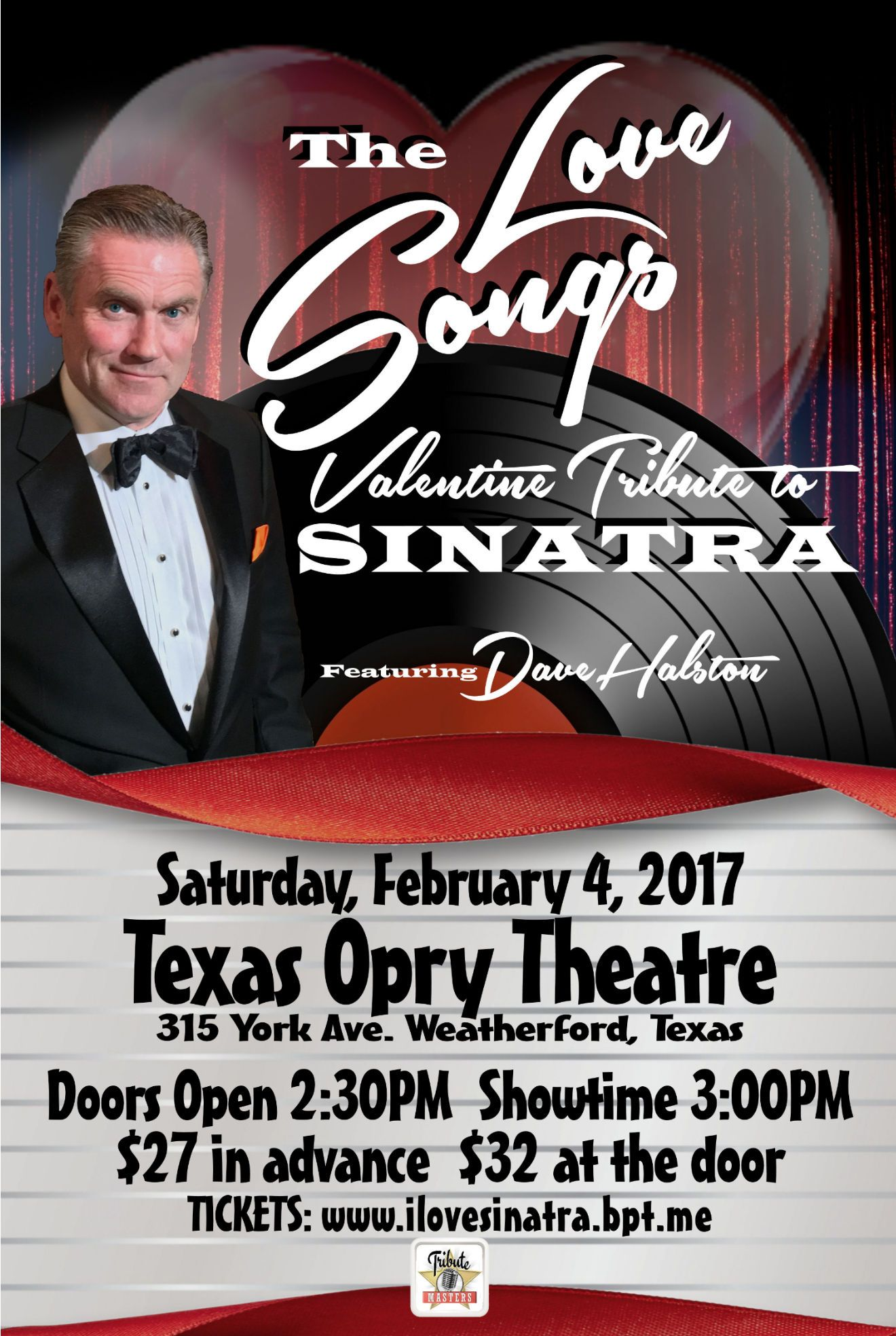 Texas Opry Theater - February 4th, 2017